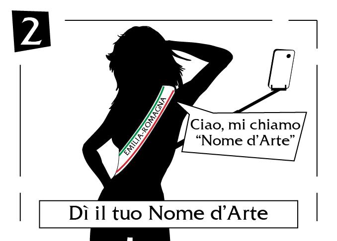 Di il tuo nome d'arte